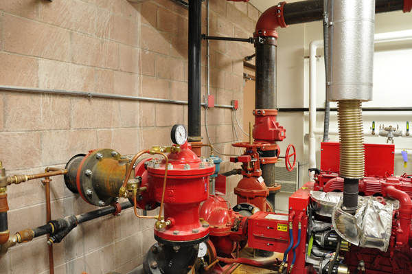 Main Discharge Relief Valve A L Fire Protection